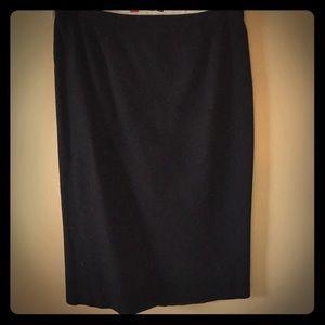 Vintage Bloomingdales pencil skirt